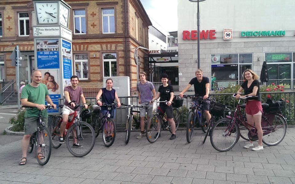Radtour zum Kaiserstuhl