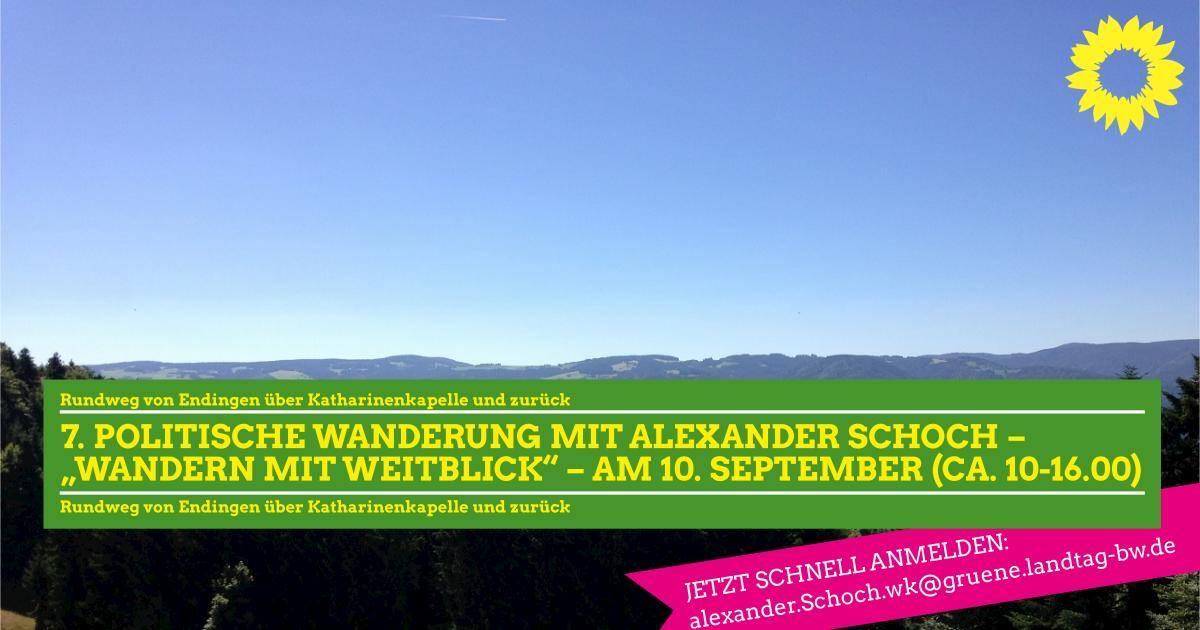 """""""Wandern mit Weitblick"""""""