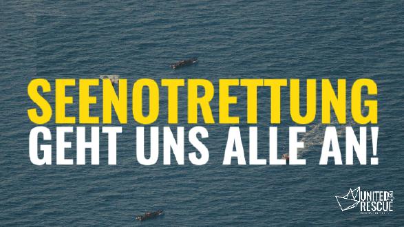 Europa lässt ertrinken.  –  2. Mahnwache gegen die humanitäre Katastrophe im Mittelmeer