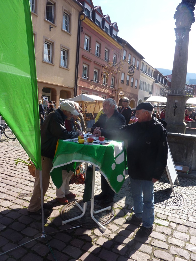 TTIP Aktionstag Waldkirch