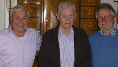 Otto Bury: Gratulation zum 93. Geburtstag