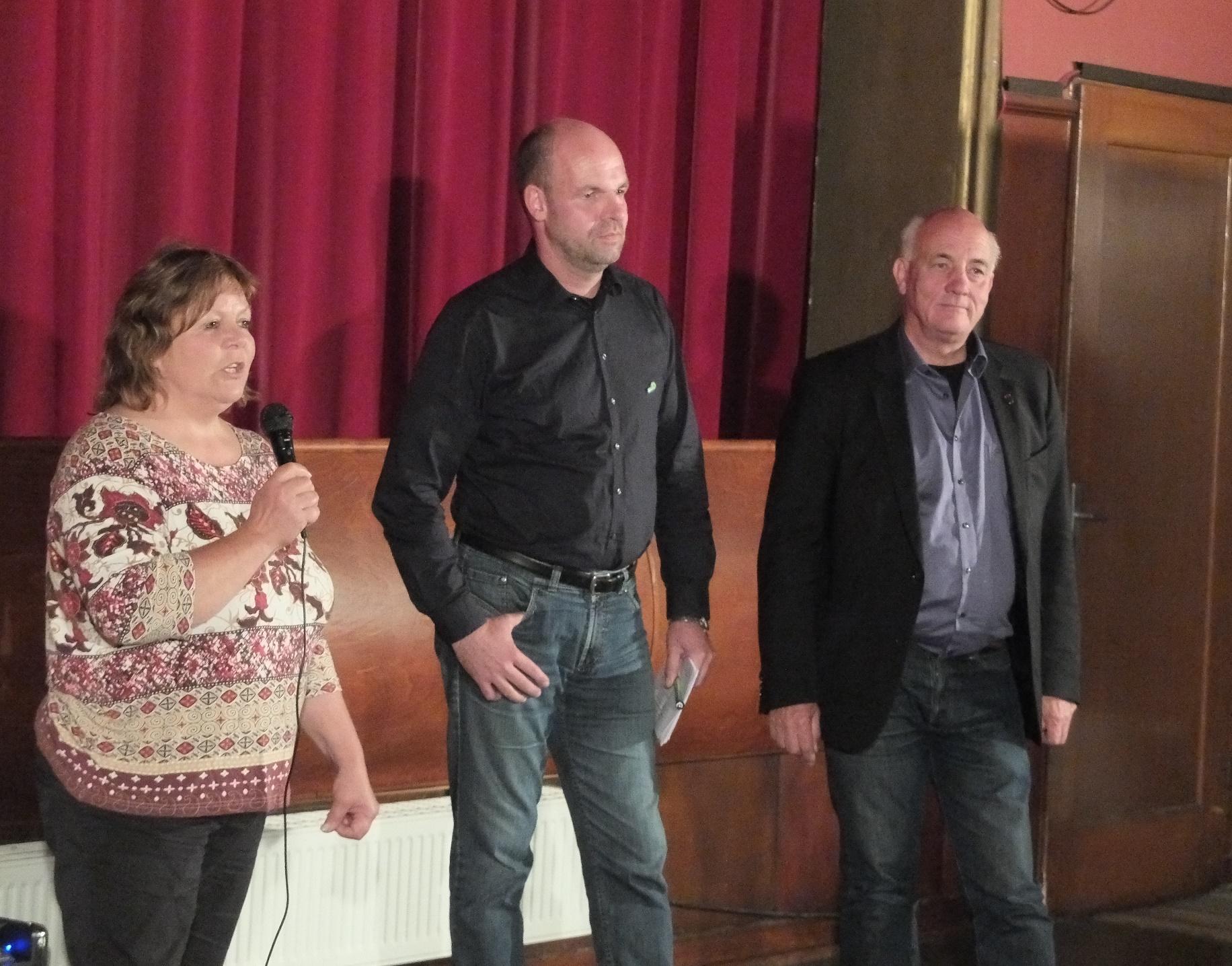 Grünes Kino mit Bauer Unser in Kenzingen sehr gut besucht