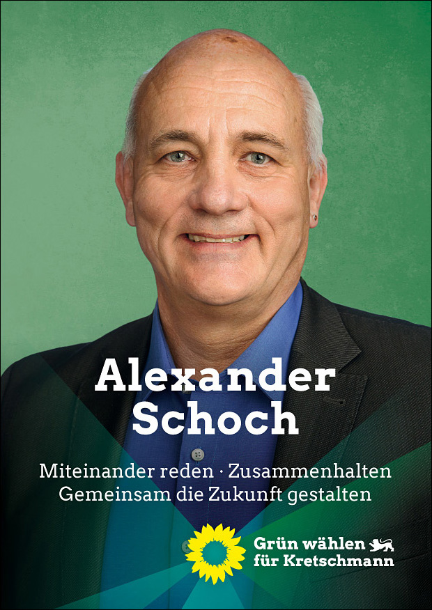 Info-Flyer Alexander Schoch